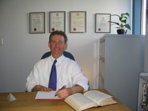 Neil Frederiksen, Principal at Chatswood Natural Therapy Centre